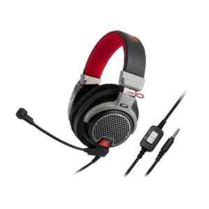 "Audio-Technica Open-Air Premium Gaming Headset w/ 6"" Boom Microphone (ATH-PDG1)"