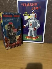 Horikawa Robot Fighting Robot + Box Excelent Working Condition