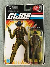NEW G.I. Action Figures Joe 25th Anniversary: Wild Bill (Helicopter Pilot) MOC