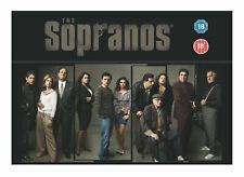 The Sopranos - The Complete Series (DVD) James Gandolfini, Lorraine Bracco
