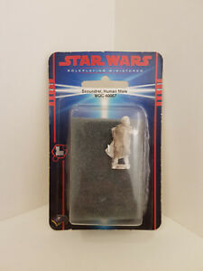 Star Wars Roleplaying Miniatures: Scoundrel, Human Male, WOC 40067