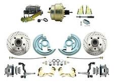 "1964-74 A, F, X Body  Disc Brake Conversion w/ 8"" Dual Power Brake Kit"