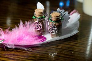 Rose Powder to Settle Quarrels, Relationships, Yorkshire, Wicca, Pagan, UK