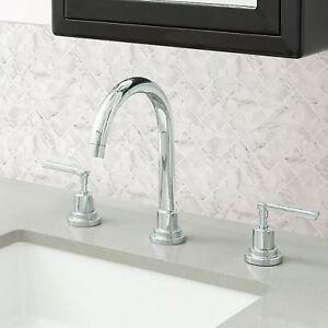 Wallpops Herringbone Carrara Marble Farmhouse Peel and Stick Tile Backslash DIY