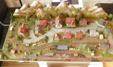 Narrow Gauge H0e System Dimensions 145 cm x 80 cm,only to Collect with Very