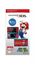 Nintendo 3DS Super Mario Screen Protective Filter And Skin Set