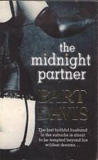 THE MIDNIGHT PARTNER BART DAVIS EROTIC FICTION S & M MYSTERY WHO DONE IT  SEXY