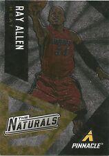 RAY ALLEN 2013-14 Panini Pinnacle Basketball The Naturals Card #19 Heat