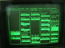 CRT Display for hp 8920A 8920B 8921A 8921B 8924E 8924C 8924C/CRT Patentix Ltd