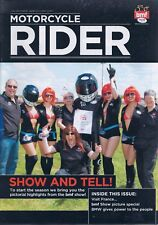 BMF MOTORCYCLE RIDER Magazine (No.51) June/July 2010