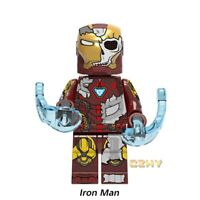 Batman Deadpool Captain America Rossamakha Avengers Building Blocks Baby Gift