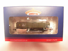BACHMANN 38-702 12 TON PIPE WAGON BR ENGINEERS OLIVE GREEN OO GAUGE