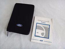 Betriebsanleitung aus 1999er Ford Puma (ECT - 1,4er)