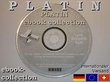 PLATIN - EBOOKS neu DVD ebooksammlung KINDLE Klassiker Literatur RIESEN SAMMLUNG