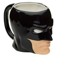 BTMC-8510 DC Comics Batman Sculpted 17oz Coffee Mug Cup Superhero Dark Knight