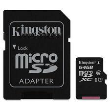 Kingston Speicherkarten mit 64 GB