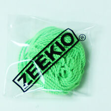 Zeekio Yo-yo Strings -(1) Ten Pack of 100% Polyester Yoyo String- Neon Green