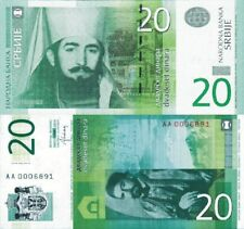 SERBIA - 200 dinar 2013 UNC FDS