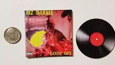 Miniature 1/6 record album  Rap Rapper  Hip Hop action figure Biz Markie Going
