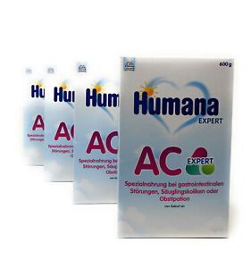 HUMANA AC EXPERT  (4x600g )