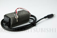 2010 GENUINE OEM MITSUBISHI OUTLANDER AUDIO MP3 IPOD ADAPTER CABLE MZ360136EX