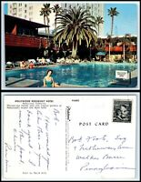 CALIFORNIA Postcard - Hollywood Roosevelt Hotel M33