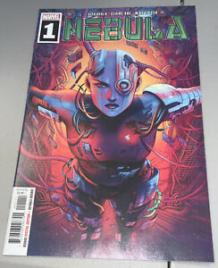 Nebula #1 (of 5) Marvel 2020 Guardians of the Galaxy Gamora Thanos 1st Print