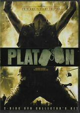 Platoon 20th Anniversary Edition Dvd 2006, 2-Disc w/slipcase widescreen *New*