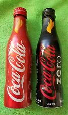 2010 VANCOUVER OLYMPIC PARALYMPIC COCA COLA COKE * TORCH RELAY 2 CAN SET
