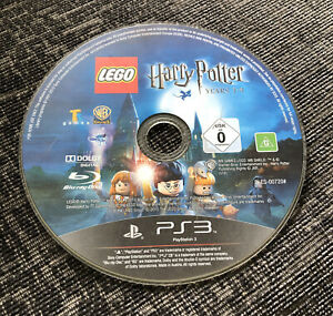 Lego Harry Potter Years 1-4 PlayStation PS3 Game Disc Only