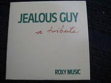 3 Inch CD  ROXY MUSIC  Jealous Guy   3 Track Single EP  CDT 8  EG Records