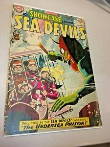 Showcase Presents #28 Sea Devils (1960) Very Good VG (4.0) DC Comics