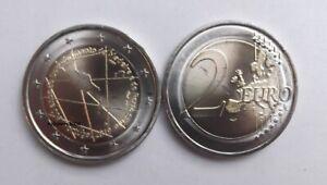 "2 Euro commémorative Portugal  2019  "" Madeira - Porto Santo  "" UNC"