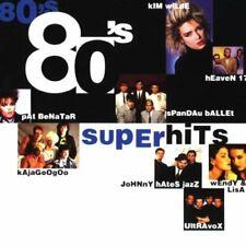 80's Super Hits Marillion, Culture Club, Heaven 17, Cutting Crew, Ultra.. [2 CD]