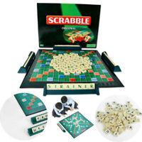 Mattel Spiele Scrabble Original Kompakt Legespiele Kinderspiele SPielzeug Satz