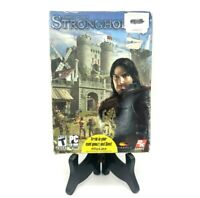 Firefly Studios Stronghold 2K Games Pc CIB Complete Very Good Tested Big Box