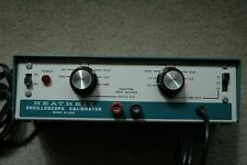 Vintage Heathkit IG-4505 Oscilloscope Calibrator, Works Great!