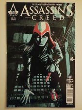 Assassin's Creed (2015) #10 - Very Fine - Cover A
