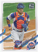 Wilson Ramos 2021 Topps Series 1 #127 New York Mets baseball Card