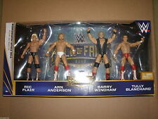 WWE HALL OF FAME FOUR HORSEMEN SET FLAIR WINDHAM BLANCHARD ANDERSON