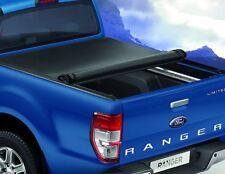 Ford Ranger 2016> Style-X* Tonneau cover rigid for double cab, except Wildtrak