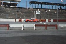 1975 8.5x11 color reprint photo Richard Petty 43 Dodge Charger North Wilkesboro