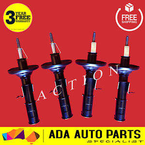 4 x Front & Rear Gas Struts Shock Absorbers For Toyota Camry ACV36R MCV36R Sedan
