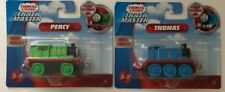 Thomas The Train Metal Engine & Percy New Christmas