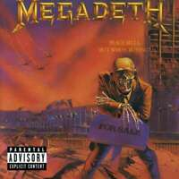MEGADETH - Peace Sells But Who's Buying + 4 Bonus Tr.- Remastered - CD - NEU/OVP