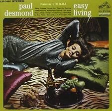 Paul Desmond - Easy Living (NEW CD)
