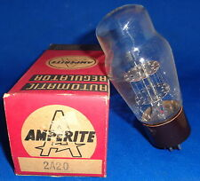 AMPERITE 2A20 VACUUM TUBE NEW OLD STOCK