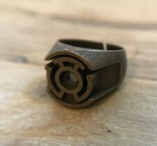 Sinestro Metal Ring - Size 9 - 3D Printed