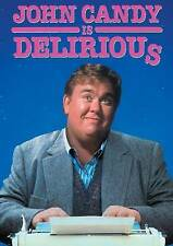 Delirious (DVD, 2016) John Candy NEW