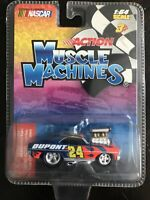 Action Muscle Machines Jeff Gordon #24 DuPont Chevrolet NASCAR 1:64